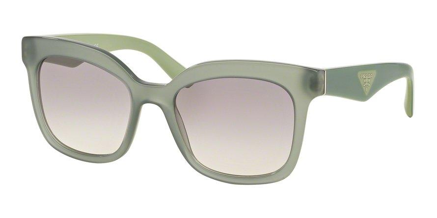 Prada 0PR 24QS Green Sunglasses