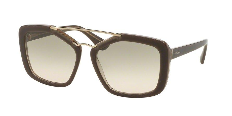 Prada 0PR 24RS Brown Sunglasses