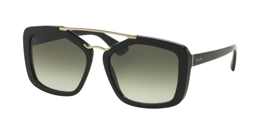Prada 0PR 24RSF Black Sunglasses