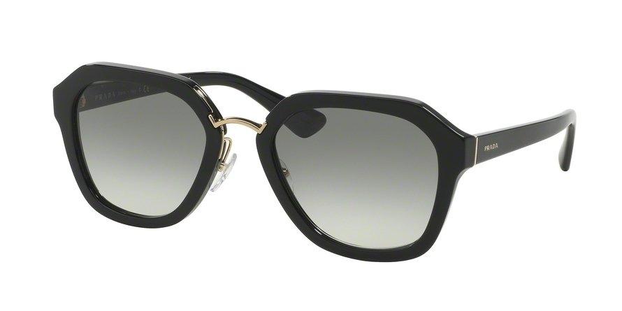 Prada 0PR 25RS Black Sunglasses