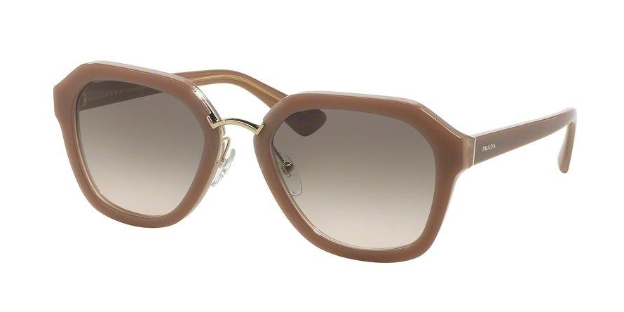 Prada 0PR 25RS Light Brown Sunglasses