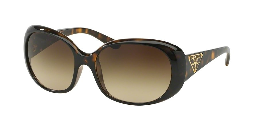 Prada 0PR 27LS Havana Sunglasses