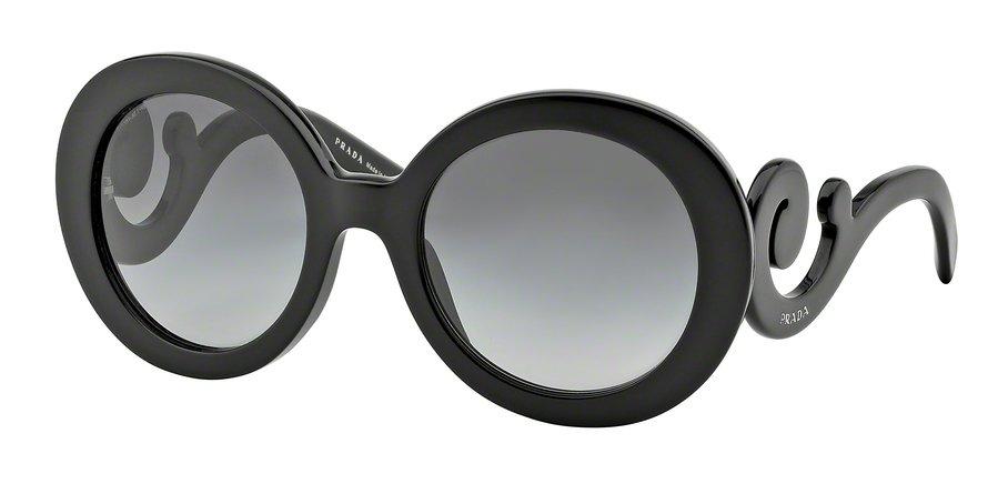 Prada 0PR 27NSA Black Sunglasses