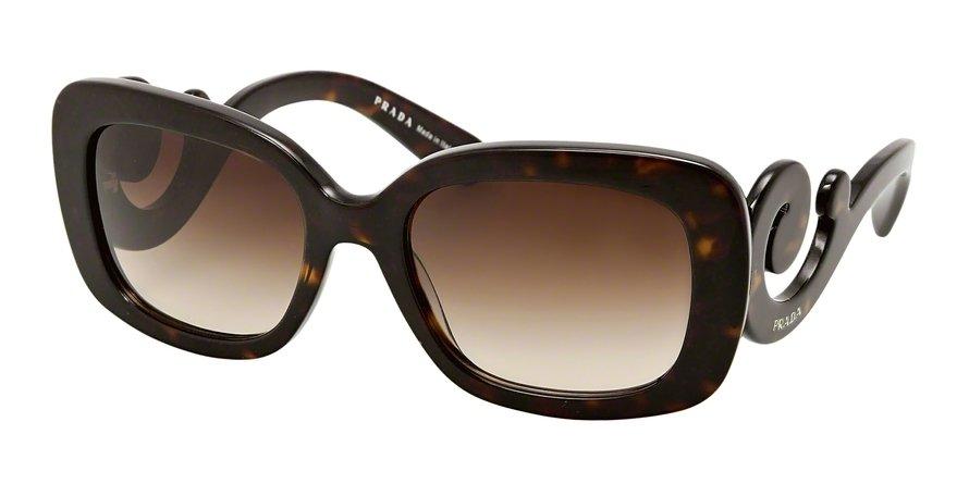 Prada 0PR 27OS Havana Sunglasses