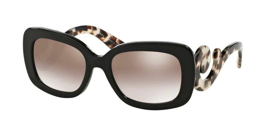 Prada 0PR 27OS Brown Sunglasses