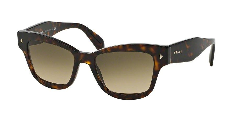 Prada 0PR 29RS Havana Sunglasses
