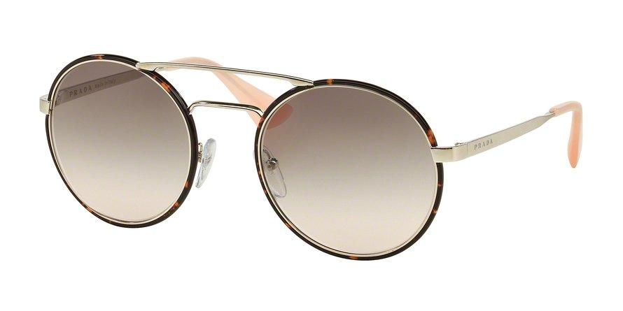 Prada 0PR 51SS Havana Sunglasses