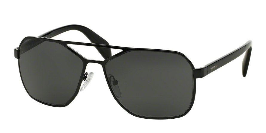 Prada 0PR 54RS Black Sunglasses