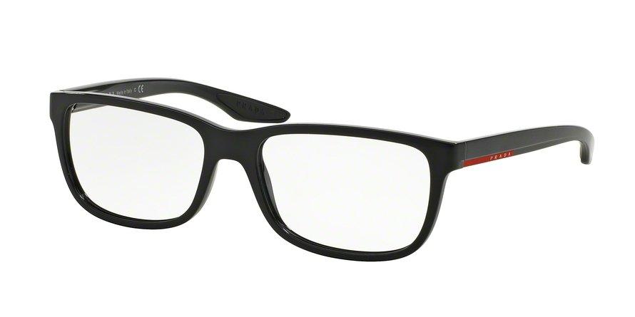 Prada Linea Rossa 0PS 02GV Black Eyeglasses