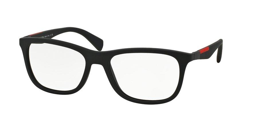 Prada Linea Rossa 0PS 04FV Black Eyeglasses