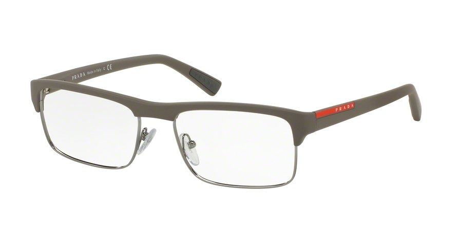 Prada Linea Rossa 0PS 06FV Brown Eyeglasses