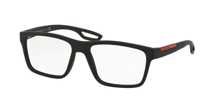 Prada Linea Rossa 0PS 07FV Black Eyeglasses