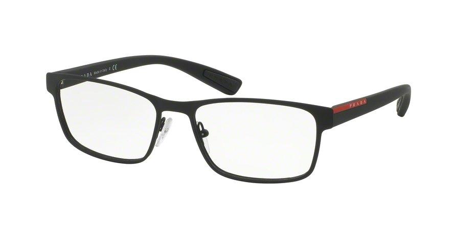 Prada Linea Rossa 0PS 50GV Black Eyeglasses