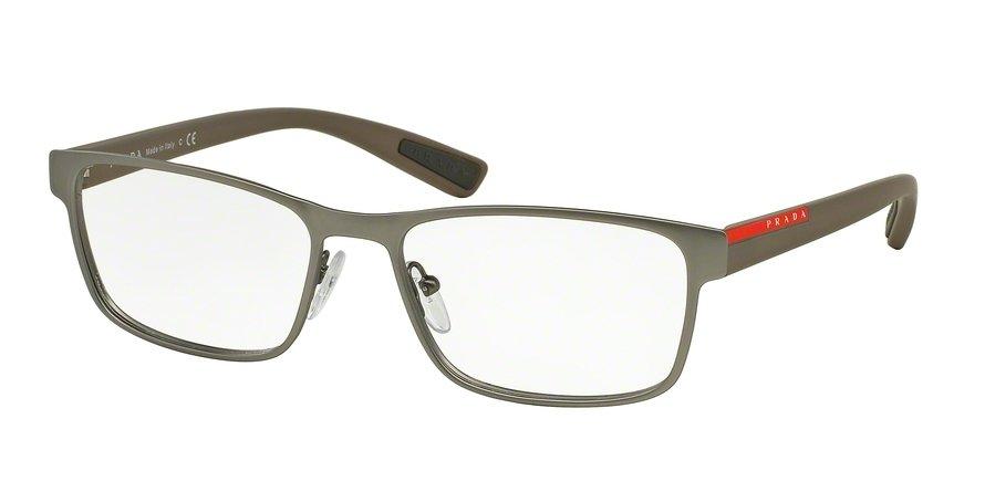 Prada Linea Rossa 0PS 50GV Gunmetal Eyeglasses