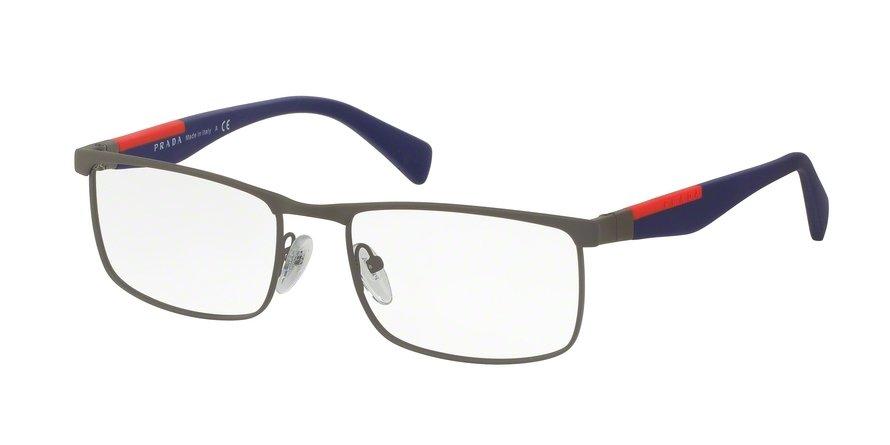 Prada Linea Rossa 0PS 54FV Brown Eyeglasses