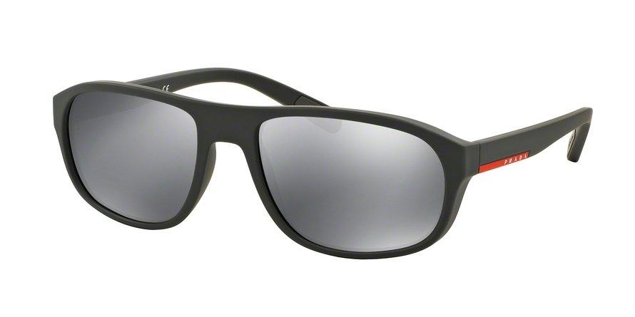 Prada Linea Rossa 0PS 01RS Grey Sunglasses