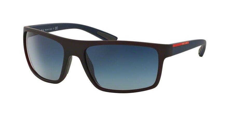 Prada Linea Rossa 0PS 02QS Bordeaux Sunglasses