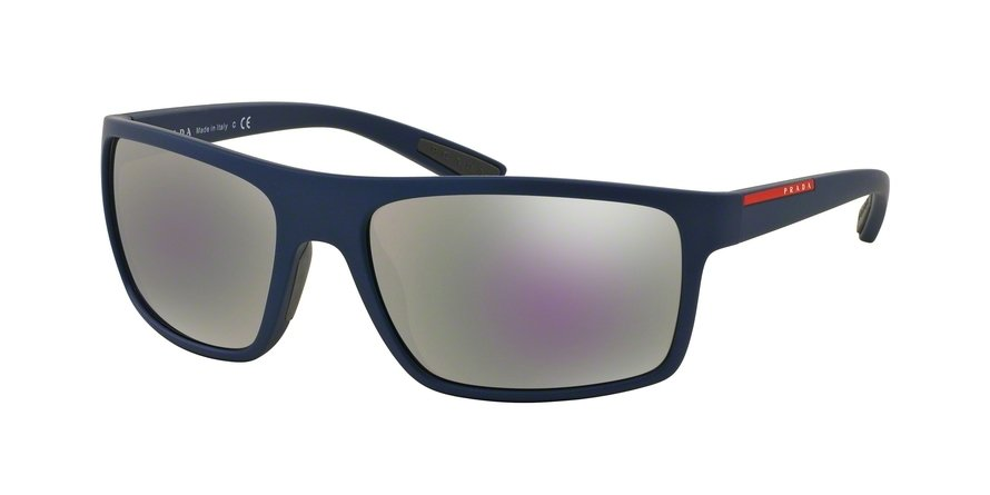 Prada Linea Rossa 0PS 02QS Blue Sunglasses