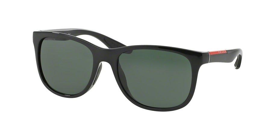 Prada Linea Rossa 0PS 03OS Black Sunglasses