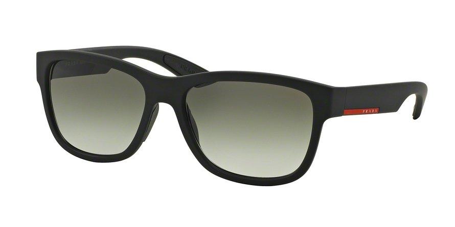 Prada Linea Rossa 0PS 03QS Black Sunglasses