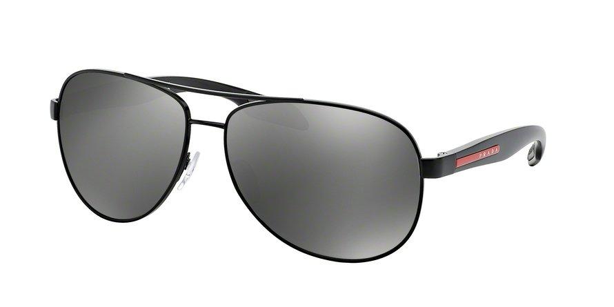 Prada Linea Rossa 0PS 53PS Black Sunglasses