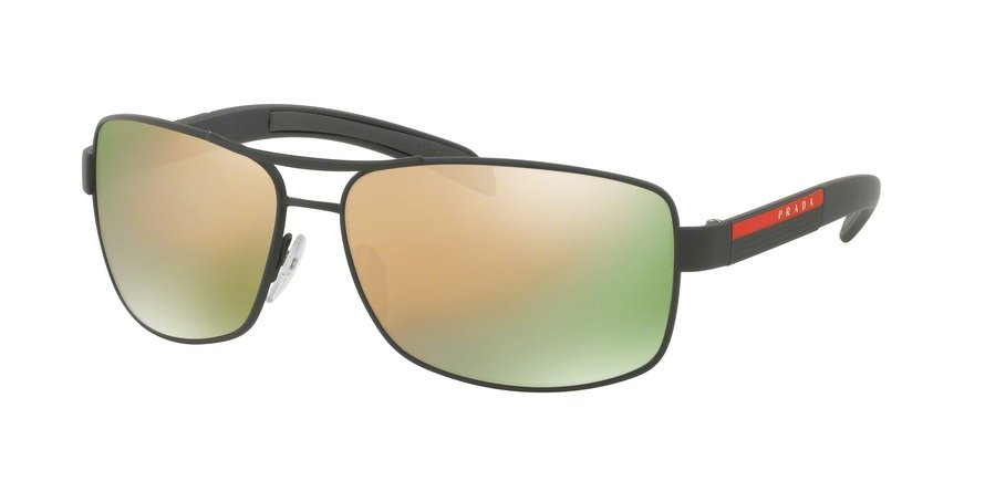 Prada Linea Rossa 0PS 54IS Grey Sunglasses