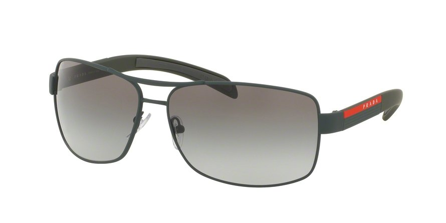 Prada Linea Rossa 0PS 54IS Green Sunglasses