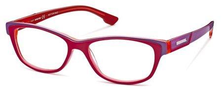 DIESEL DL5012 068   - red/other Plastic