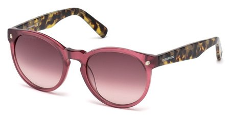 DSQUARED2 DQ0172 RALPH 72Z   - shiny pink / gradient or mirror violet Plastic