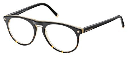 DSQUARED2 DQ5074 005   - black/other Plastic