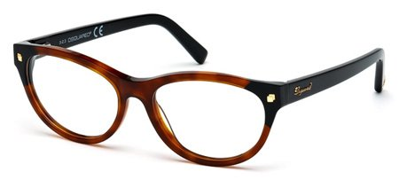 DSQUARED2 DQ5142 056   - havana/other Plastic