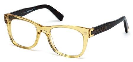 DSQUARED2 DQ45 DQ5145 045   - shiny light brown Plastic