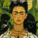 8x10 Frida Twill Cotton Fabric Reproduction Art Panel