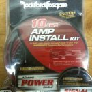Rockford Fosgate 10AWG Power & Installation Kit RFK10I