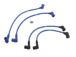 ZE81 4858 RX8 NGK Spark Plug Wires set Cables Mazda RX-8