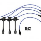 TE62 8762 NGK Spark Plug Wires set Cables TOYOTA Camry