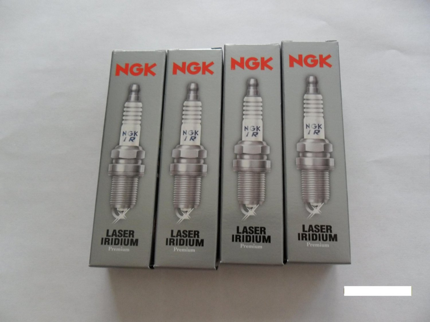 4 ifr6t 11 4589 ngk laser iridium premium spark plugs. Black Bedroom Furniture Sets. Home Design Ideas