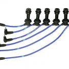 TX08 9567 NGK SPARK PLUG WIRES SET CABLES 1986-1992 Toyota Supra 7MGTE Turbo