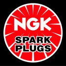 (2) BUR7EQ 6917 (2) BUR9EQ 5777 NGK Spark Plugs Mazda RX7 RX-7