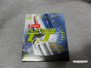 PK20TT 4504 Denso Platinum TT Spark Plugs ( set of 6 )