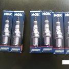 6 NGK Iridium IX Spark Plugs  ACURA Legend + NSX
