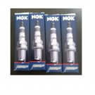 4 NGK Iridium IX spark plugs ISUZU I-Mark Impulse Rodeo Stylus