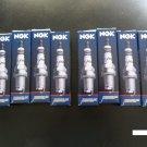 8 TR6IX 3689 NGK Iridium IX Spark Plugs