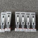 6 NGK V-Power Spark plugs TOYOTA 4Runner Tacoma Tundra Pre-Runner X-Runner V Power 4.0L V6 IGRFE