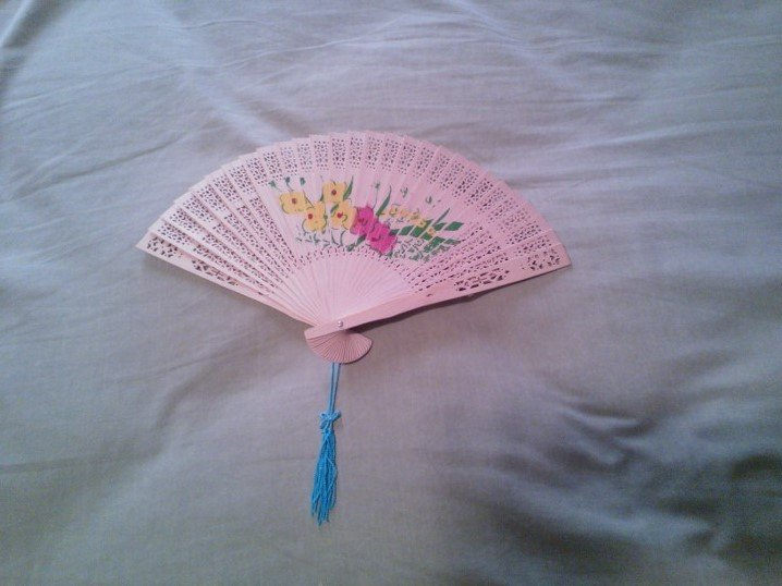 18th Century, Regency, Colonial, Marie Antoinette Fan