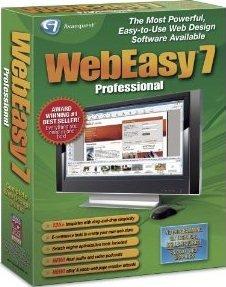 NEW Web Easy 7.0 Professional