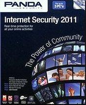 Panda Internet Security 2011 - 3 PCs