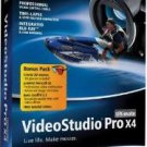 NEW Corel VideoStudio Pro X4 Ultimate