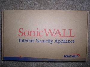 New Sonicwall tz 170 SP Wireless 10 Node 01-SSC-5740
