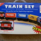 NEW Chevron Train Set by ERTL